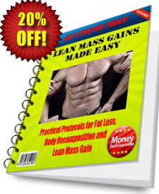 Lean Mass Muscle Gain